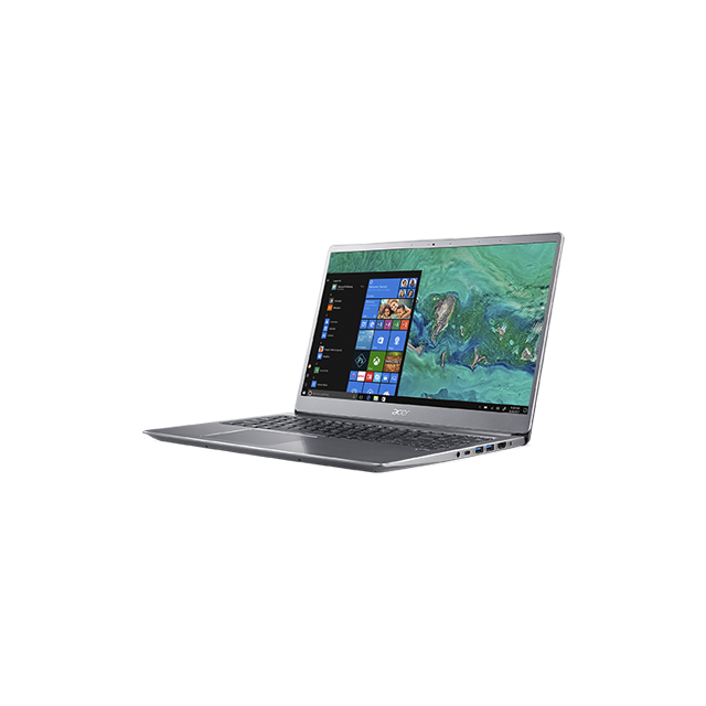 Acer - Ordinateur portable Acer Swift 3 SF315-52G-523p 15.6 pouces FullHD - Core i5 1.6 GHz - HDD 1 To RAM 4 Go - GeForce MX150 - Win10 - AZERTY - PC Portable Acer