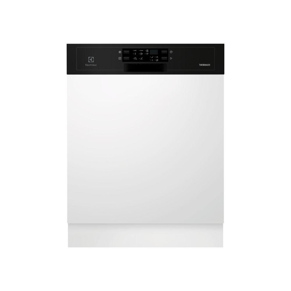 Electrolux electrolux - lave-vaisselle 60cm 13c 44db a++ intégrable avec bandeau noir - esi5543lok