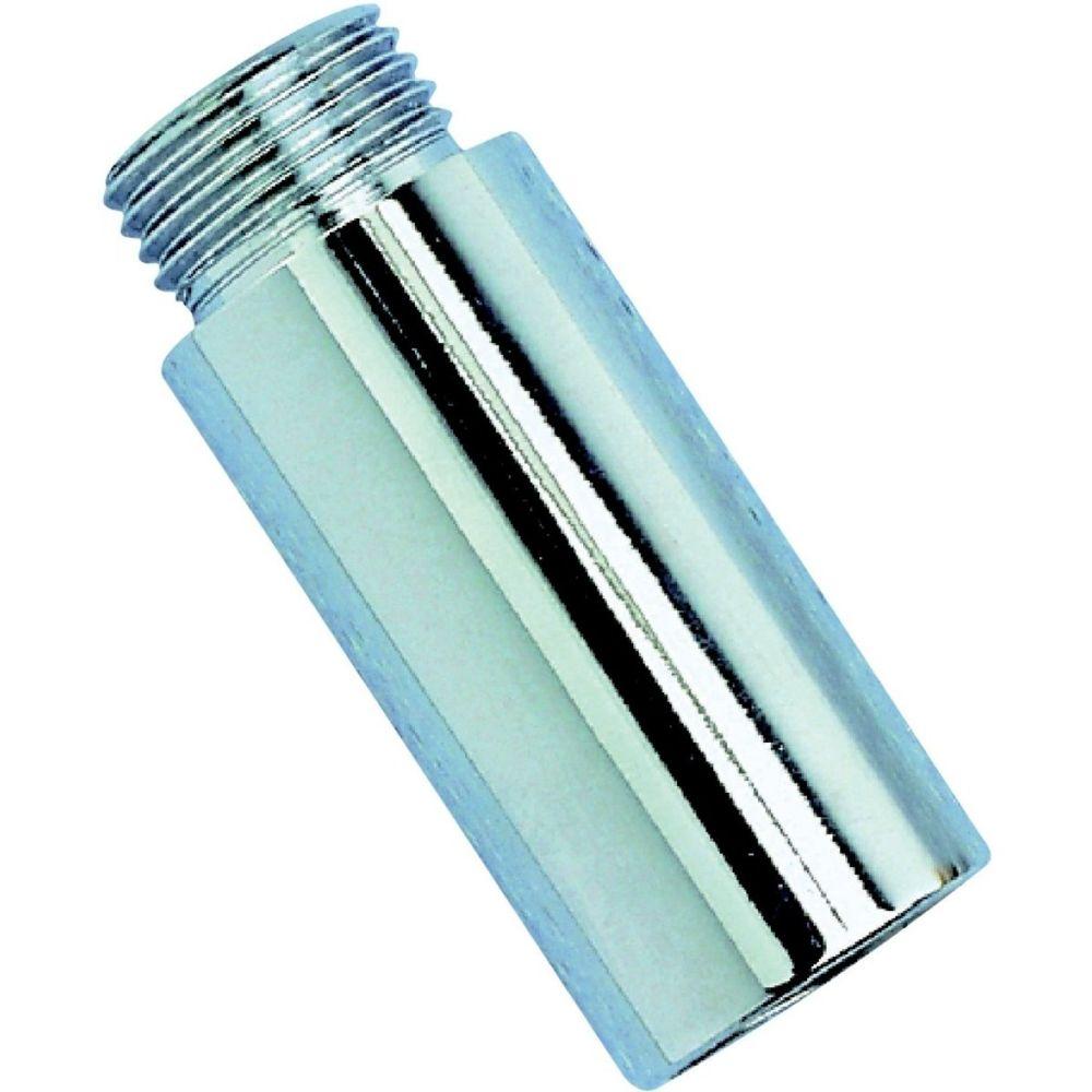 Altech allonge chromée - filetage long - m / f - diamètre 20 x 27 mm - longueur 25 mm - altech 10279alt1