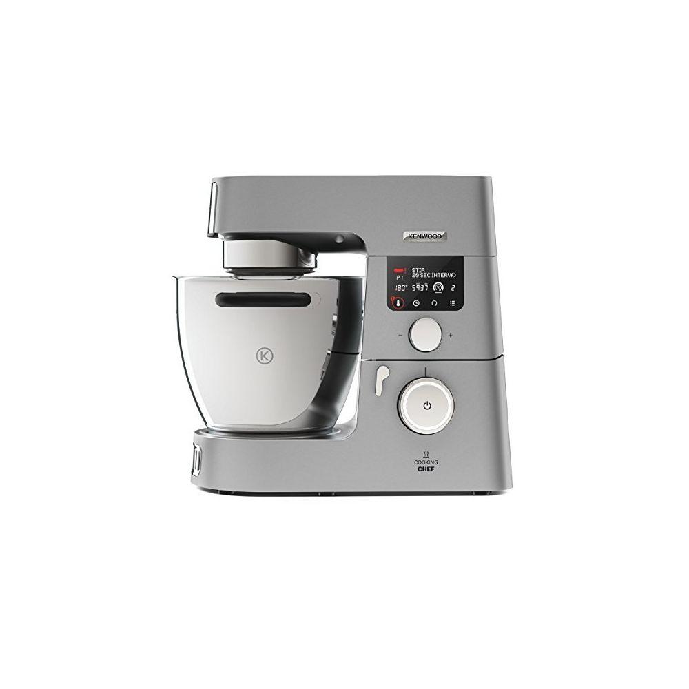Kenwood Kenwood KCC9040S Cooking Chef Gourmet Robot de Cuisine, 1500 W, Induction 20-180 °C, Capacité de 6,7 L