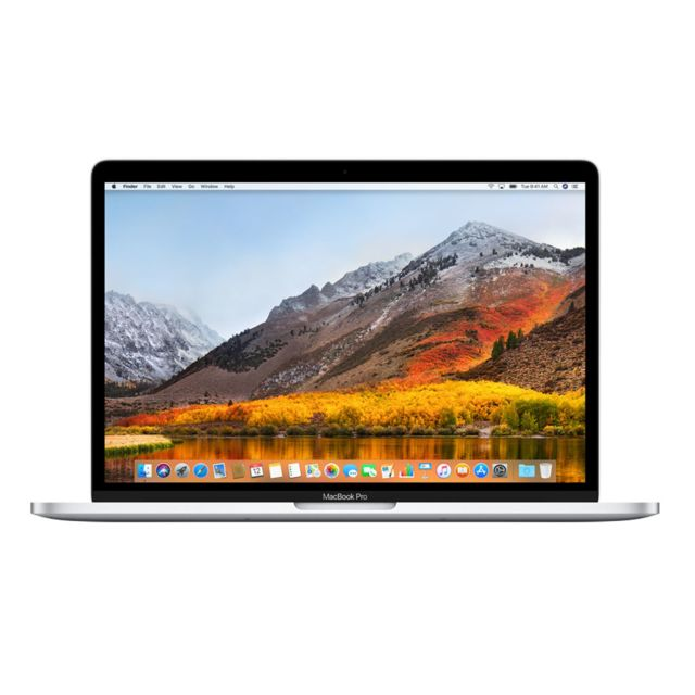 Apple - MacBook Pro 13 - 256 Go - MLUQ2FN/A - Argent - Ordinateur portable reconditionné