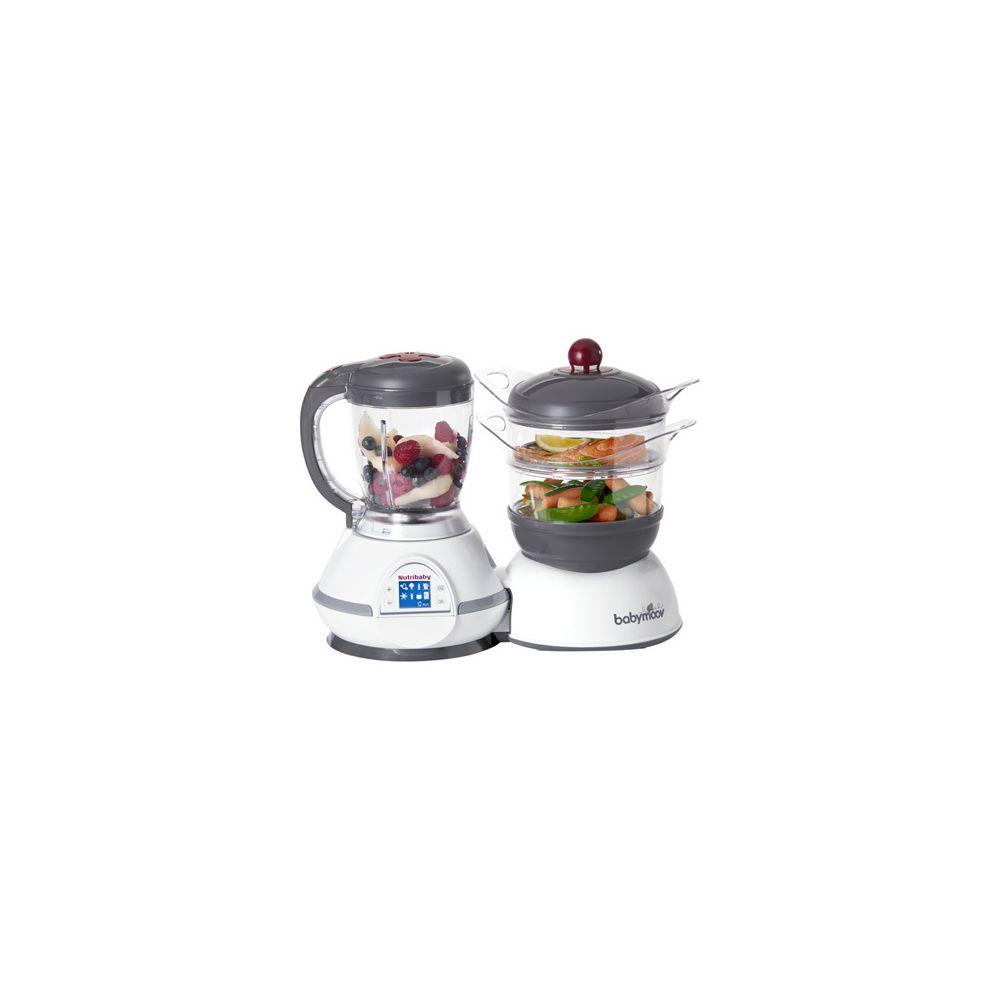 Babymoov Robot de cuisine nutribaby Cherry