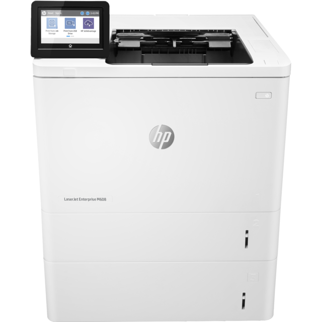 Hewlett Packard - HP LaserJet Enterprise M608x - Imprimante Laser