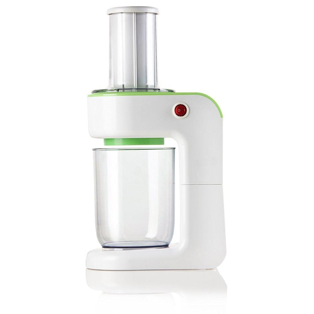 Domo domo - coupe légumes spirale 1.3l 80w blanc/vert - do9171sp