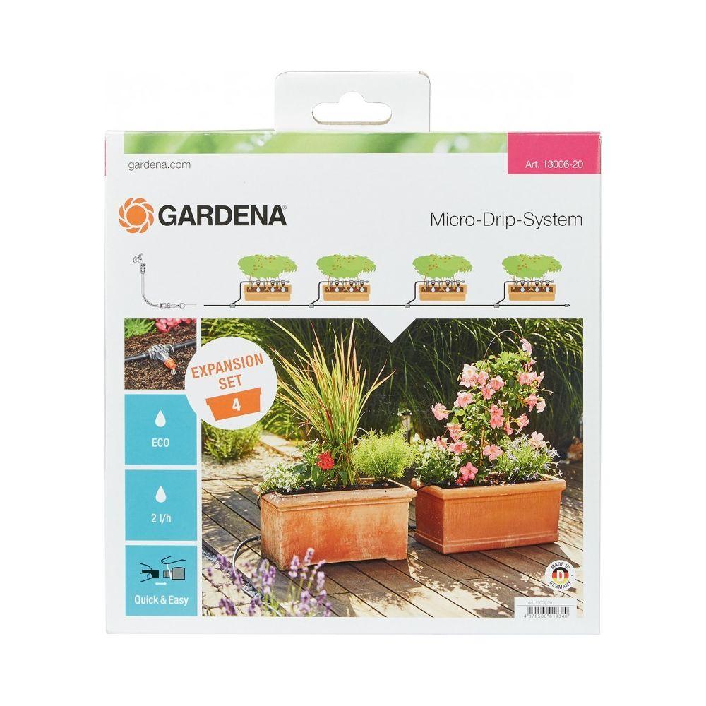Gardena Gardena Expansion set Micro-Drip-System Orange 35 x 20 x 19 cm 13006-20