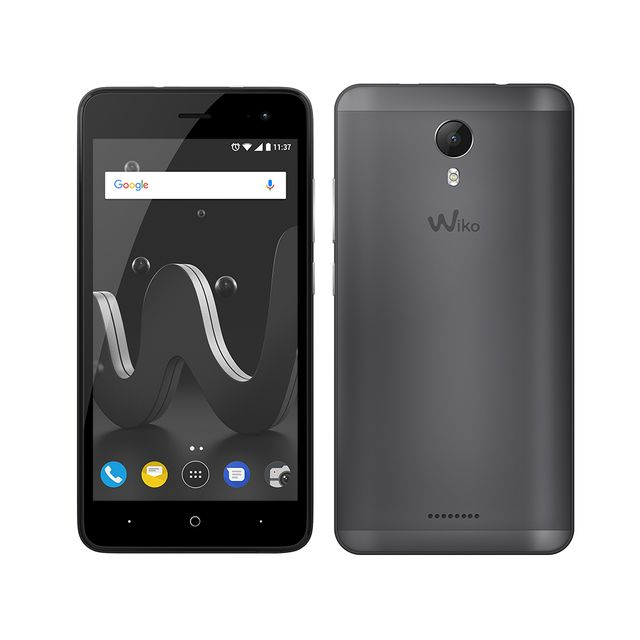 Wiko - Jerry 2 - Space Grey Wiko   - Smartphone Android Vga