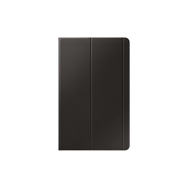 Samsung - Book Cover Galaxy Tab A 2018 - EF-BT590PBEGWW - Noir - Housse, étui tablette