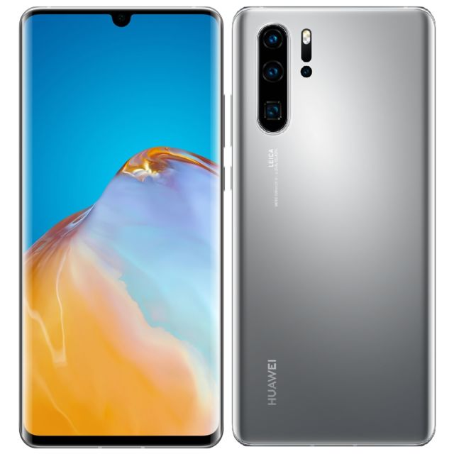 Huawei -P30 Pro New Edition - 256 Go - Silver Frost Huawei  - Smartphone Android