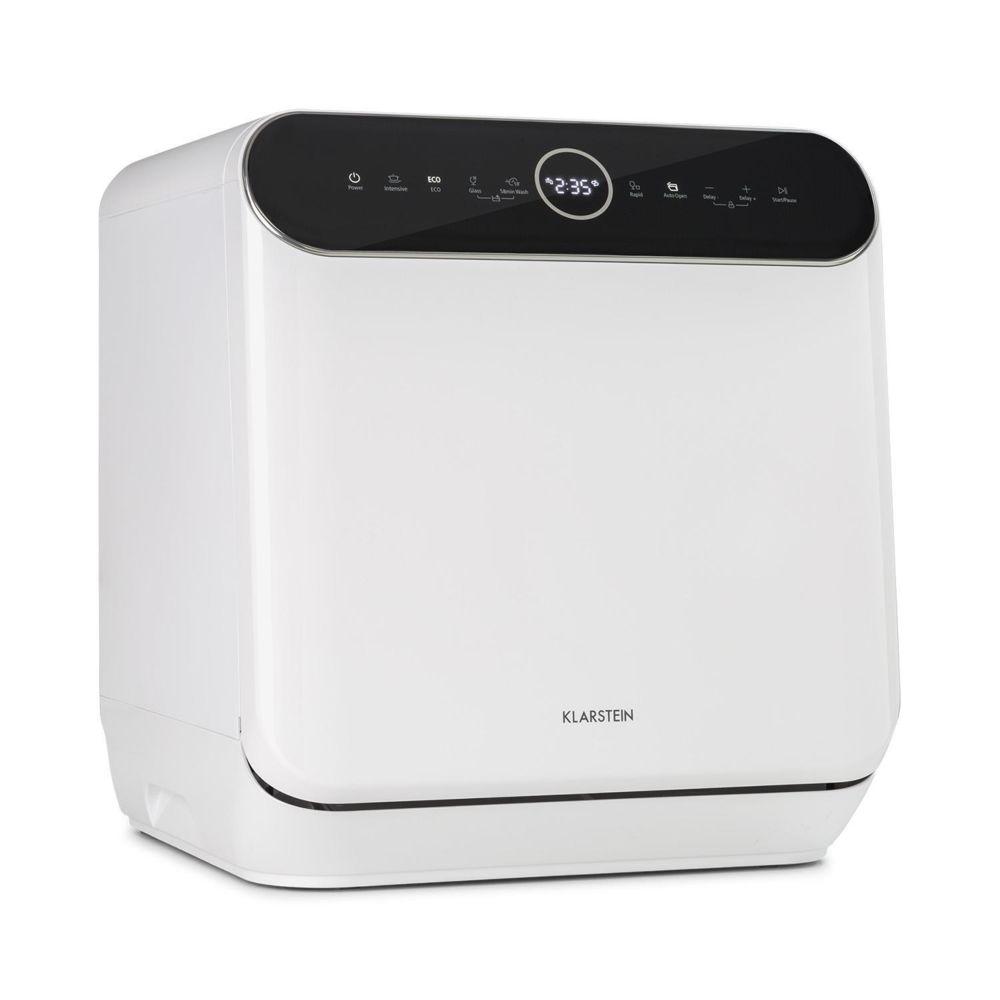 Klarstein Lave-vaisselle - Klarstein Oceana - indépendant sans installation 860W - Blanc