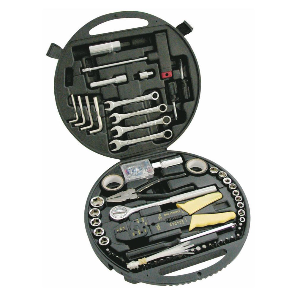 Altium Malette à outils ronde 80 pièces ALTIUM 851631