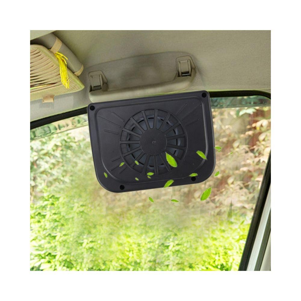 Wewoo Pare-brise de voiture solaire Ventilateur de refroidissement automatique de de de Cool Refroidisseur de ventilation de v