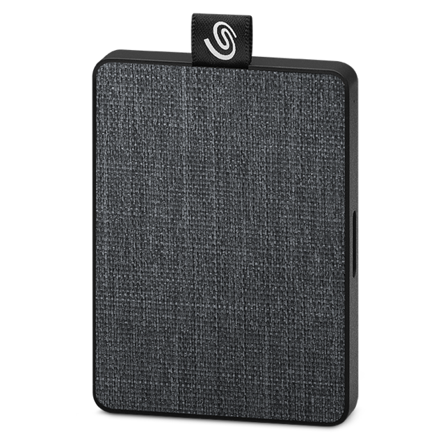 Seagate One Touch SSD - 1To - USB 3.0 - Noir