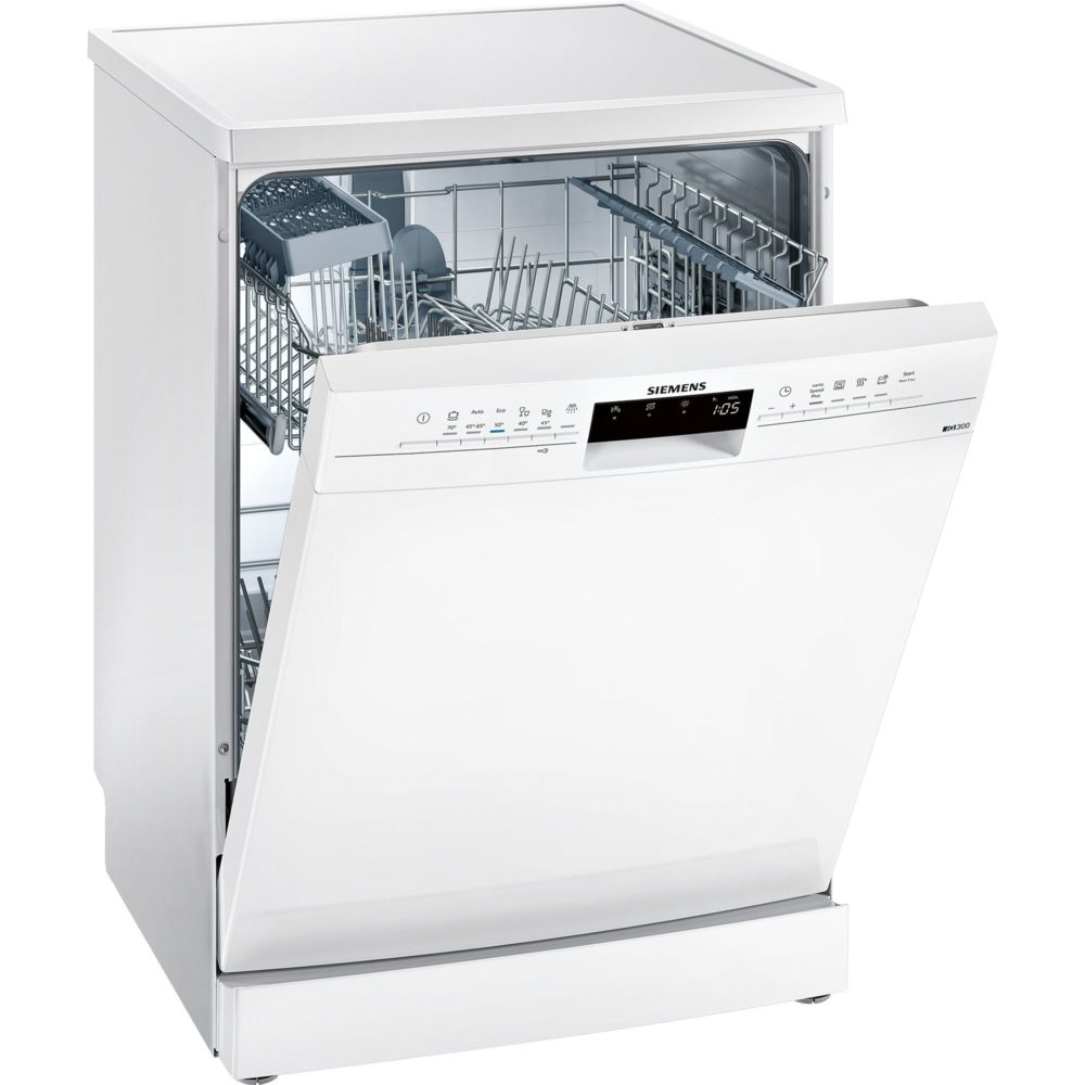 Siemens siemens - lave-vaisselle 60cm 13c 46db a+ blanc - sn236w05ie
