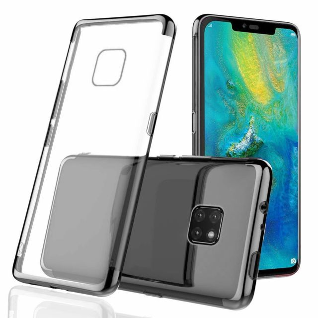 Xeptio - Coque Transparente Huawei Mate 20 - Etui transparent Fin Gel de Protection en TPU Gel Silicone Invisible Antichoc Slim - Accessoires Pochette Mate 20 : Exceptional Case - Xeptio