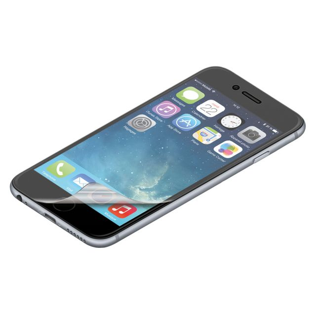 Mobilis Screen Protector Anti-Shock IK06 - Clear pour iPhone 6/6S