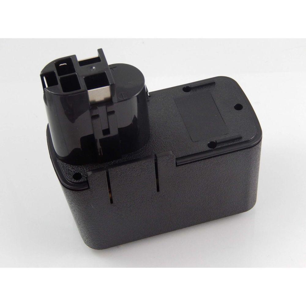 Vhbw vhbw Batterie NiMH 1500mAh (12V) pour outils électriques Powertools Tools Würth ABS12M2, ATS 12 -P, ATS 12 P, ATS 12-P,