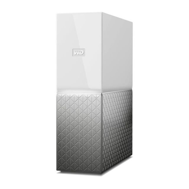 Western Digital - WESTERN DIGITAL NAS My Cloud Home 4To EMEA - Reseaux Western Digital