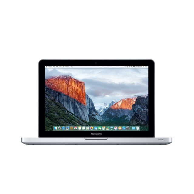"Apple - MacBook Pro 13"""" i5 2,5 Ghz 8 Go RAM 750 Go HDD (2012) - Ordinateur portable reconditionné"