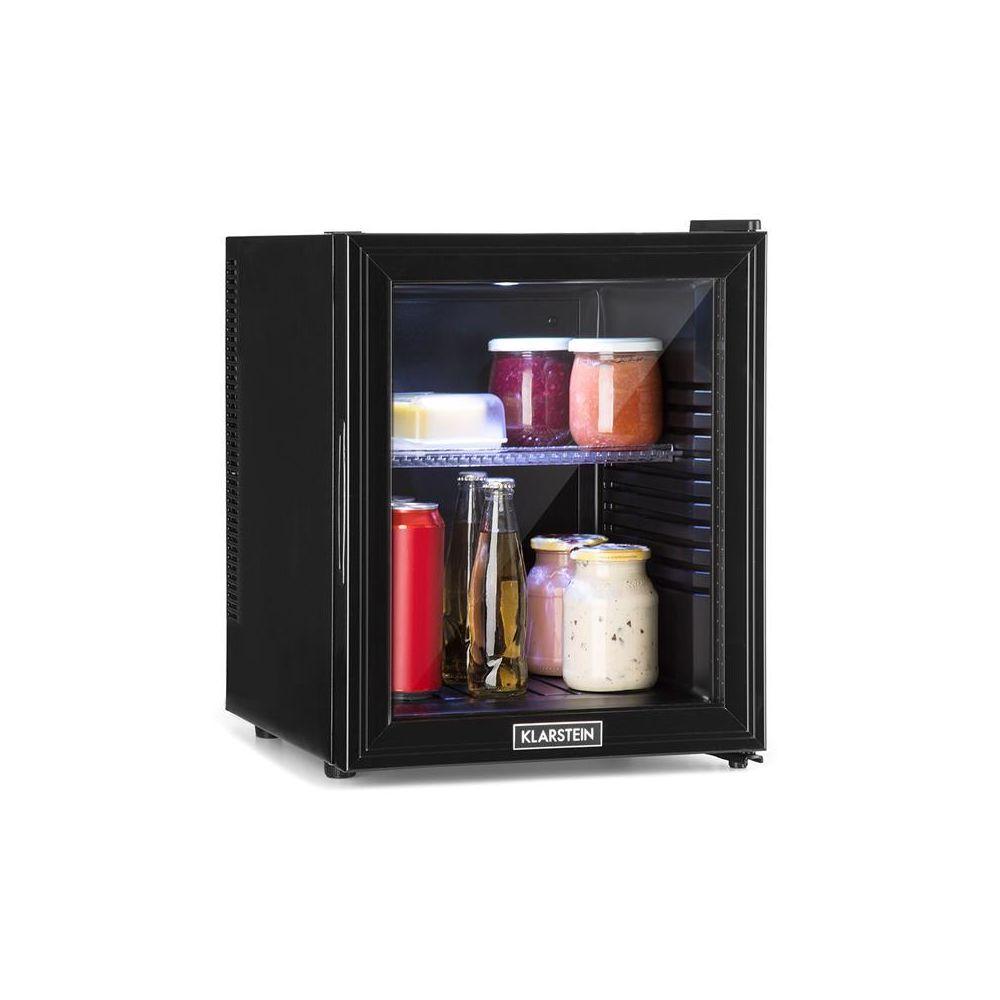 Klarstein Klarstein Brooklyn Réfrigérateur minibar compact 32 litres 0dB classe A - noir Klarstein