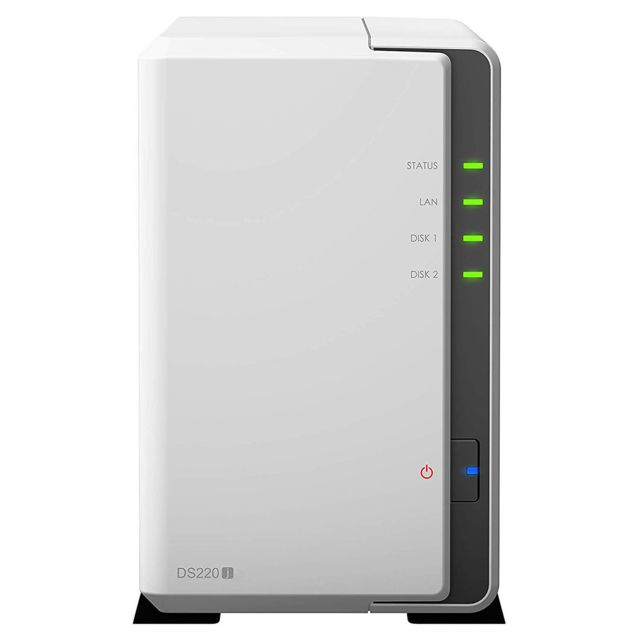 Synology - DiskStation DS220j - 2 baies Synology   - Synology