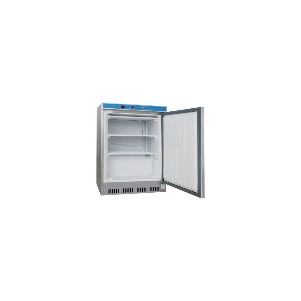 Materiel Chr Pro Armoire Négative Inox 129 L - Stalgast - R600A Pleine/batta
