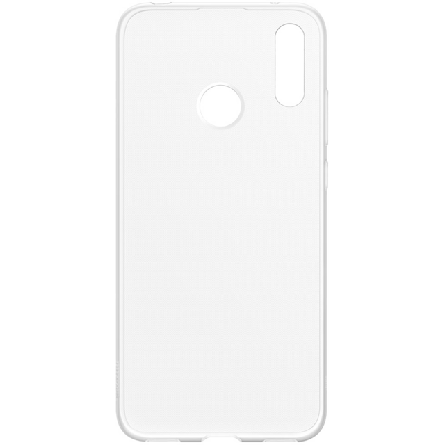 Huawei - Y7 2019 Clear case - Transparent - Accessoires Huawei