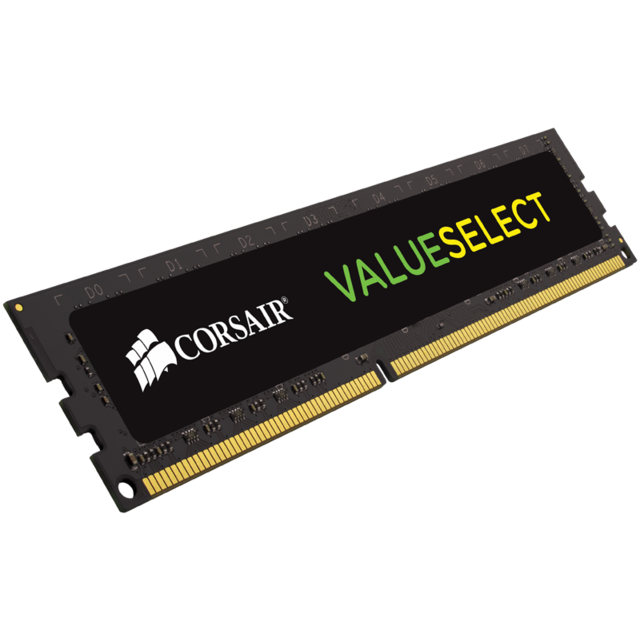 Corsair - Value Select - 1 x 8 Go - DDR3 1600 MHz DIMM - RAM PC