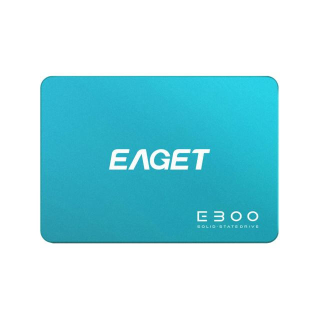 Generic - EAGET E300 SSD 2.5inch SATA 3.0 120GB Solid State Drive High Speed Reading Writing SSD pour Laptop Desktop Computer - SSD Interne