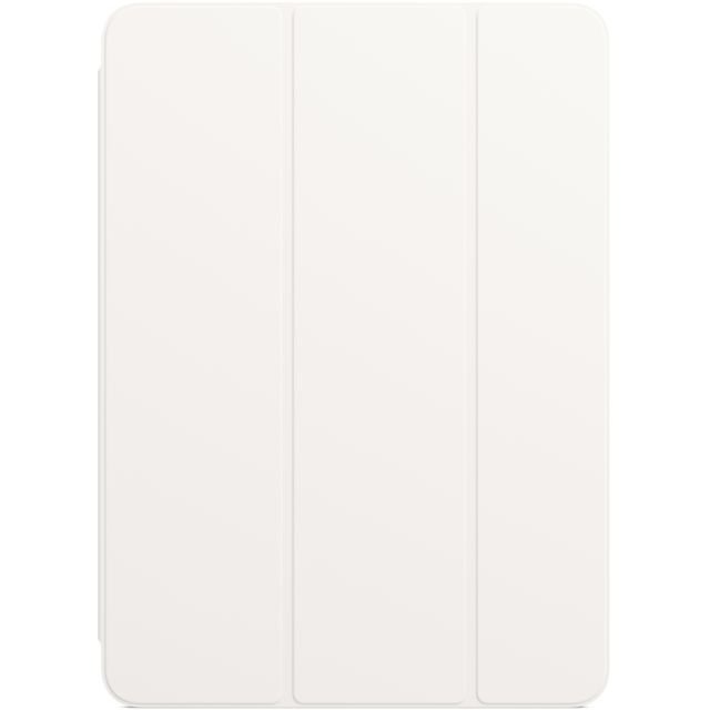 "Apple - Smart Folio pour iPad Pro 2018 11"""" - MRX82ZM/A - Blanc - Housse, étui tablette Polyuréthane"