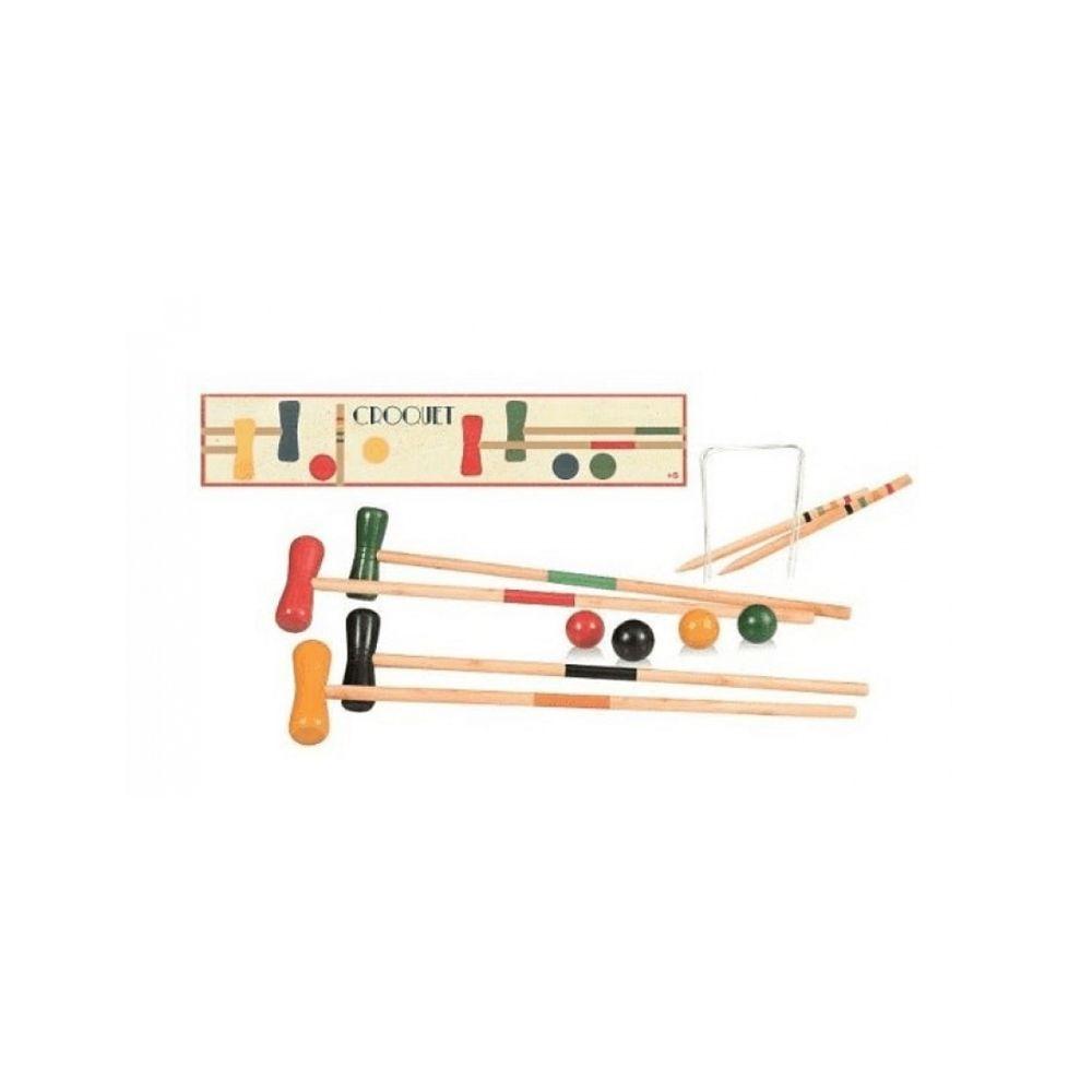 Egmont Toys Croquet Bois