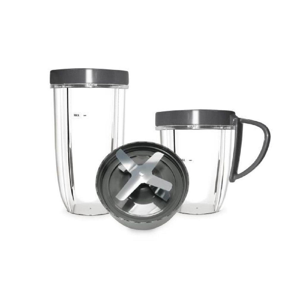 Sodastream Kit d'accessoires pour blender NutriBullet - KITNUTRI