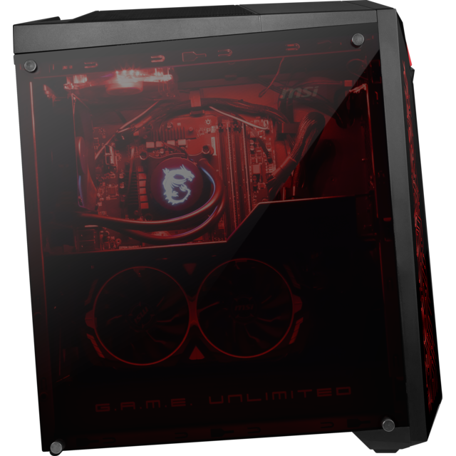 PC Fixe Gamer Infinite X Plus - 9SF-296EU