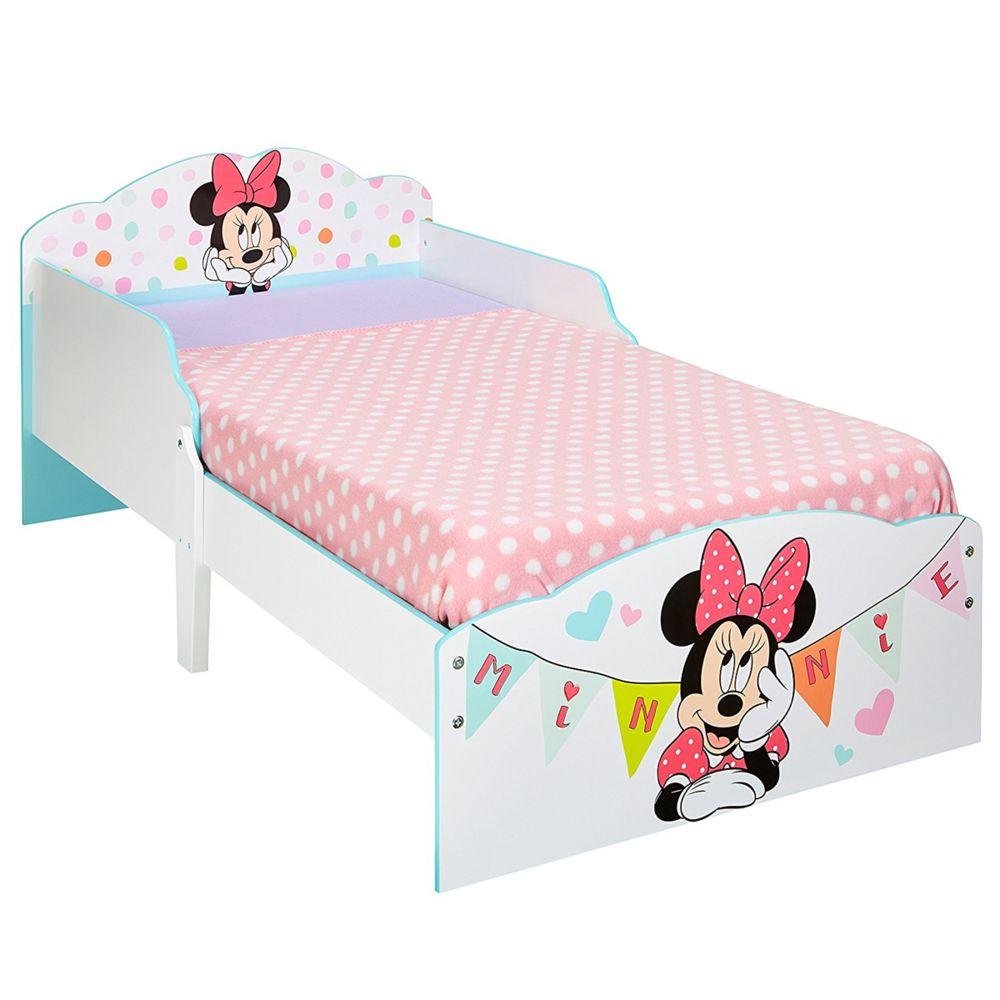 WORLDS APART Lit enfant Banderole Minnie Mouse Disney