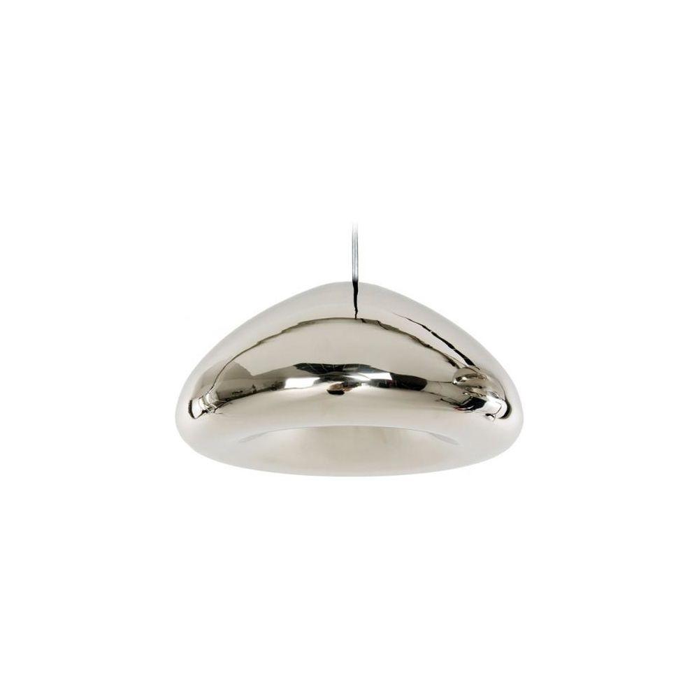 Privatefloor Lampe Suspension Void Tom dixon style - 30cm - Métal Chromé