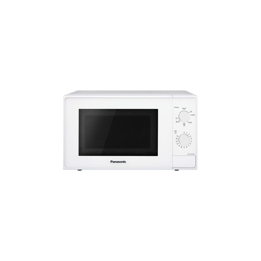 Panasonic Micro-ondes Grill - NN-K10JWMEPG - Blanc