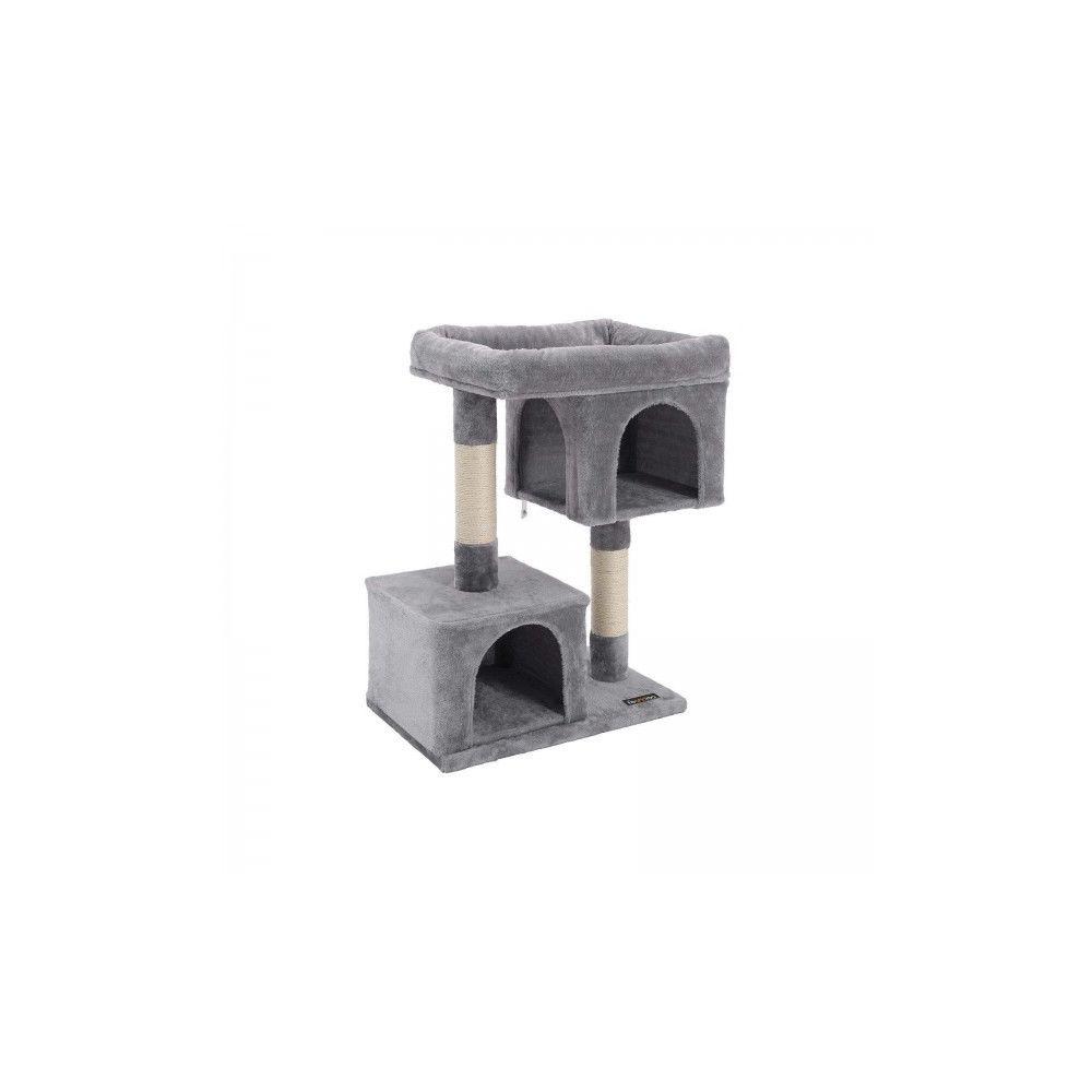 Usinedistrib Arbre à chat 84 cm gris clair
