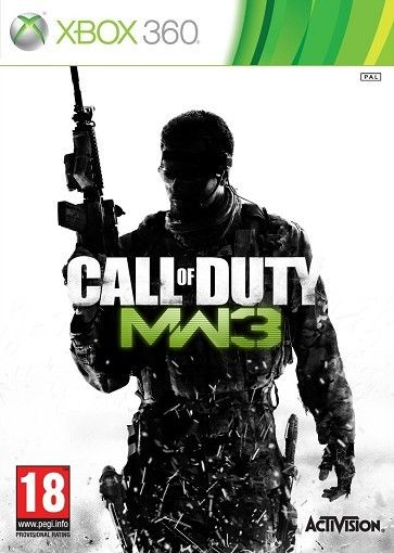 Activision - Call of Duty Modern Warfare 3 Activision   - Jeux XBOX 360