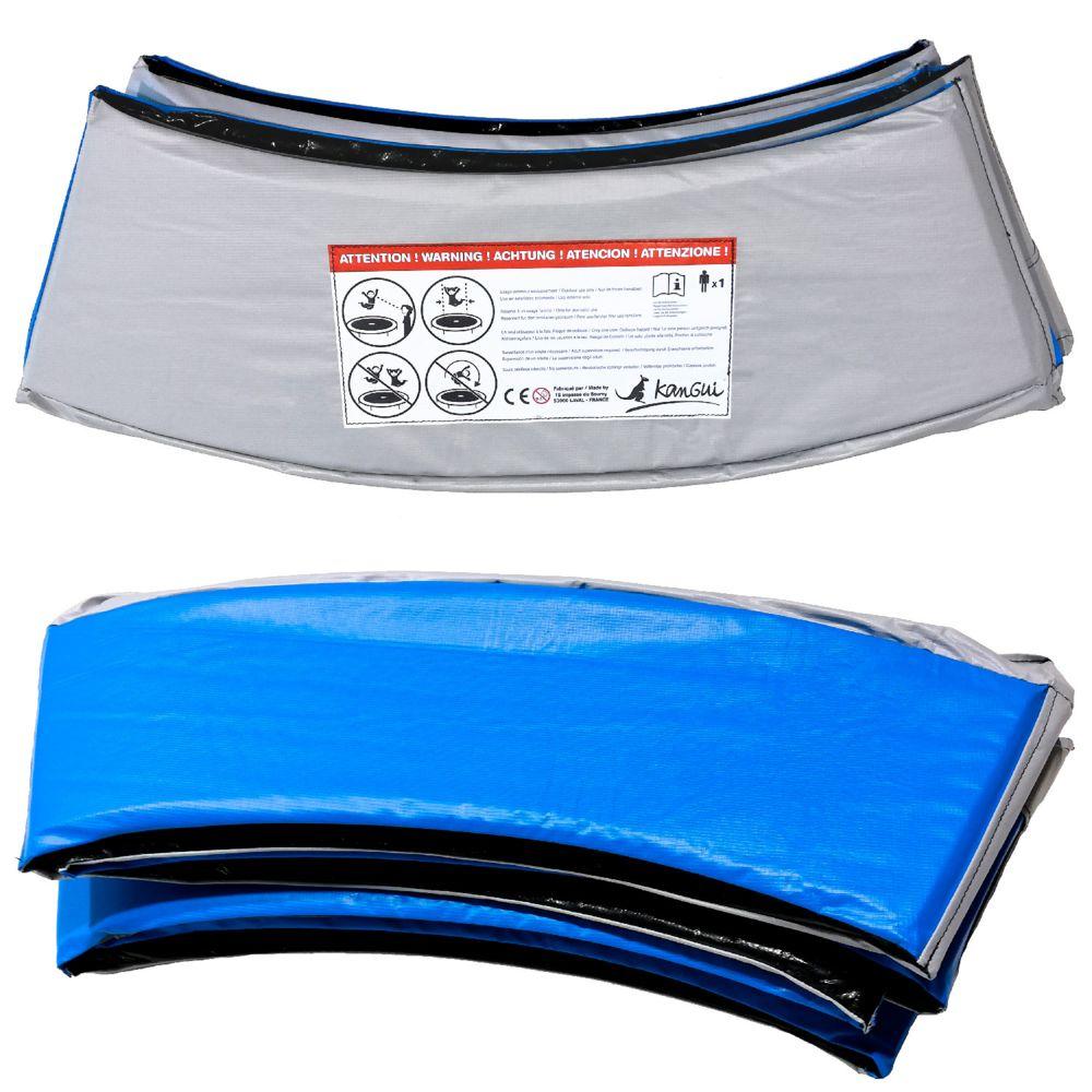 Kangui Kangui - Coussin de protection pour trampoline Ø 430 cm