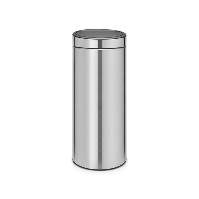 BRABANTIA - Touch Bin New, 30L - Matt Steel