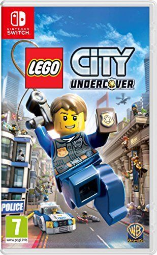 Activision - Lego City Undercover - Switch - Activision