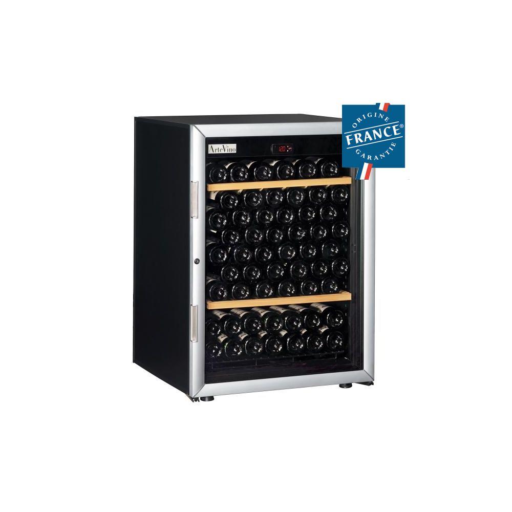 Artevino artevino - cave à vin de vieillissement 98 bouteilles - oxp1t98nvd