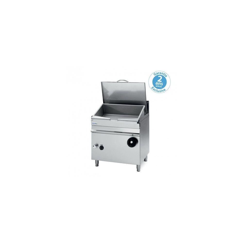 Materiel Chr Pro Sauteuse professionnelle basculante électrique - 50 litres - cuve inox - gamme 700 - Tecnoinox -