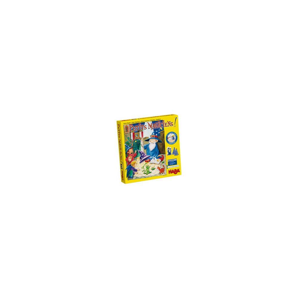 Haba Jeux de société - Petits Magiciens