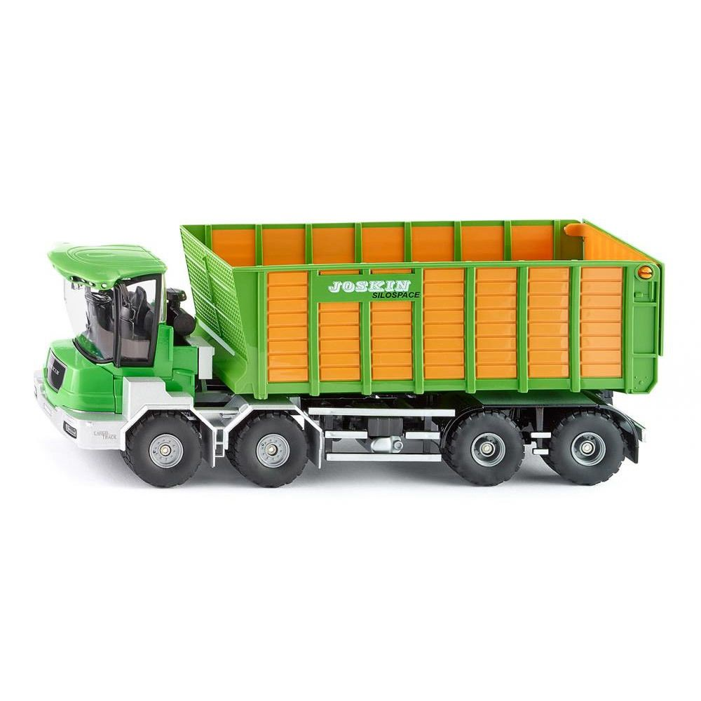 SIKU Modèle réduit en métal : Joskin Cargotrack avec wagon de chargement