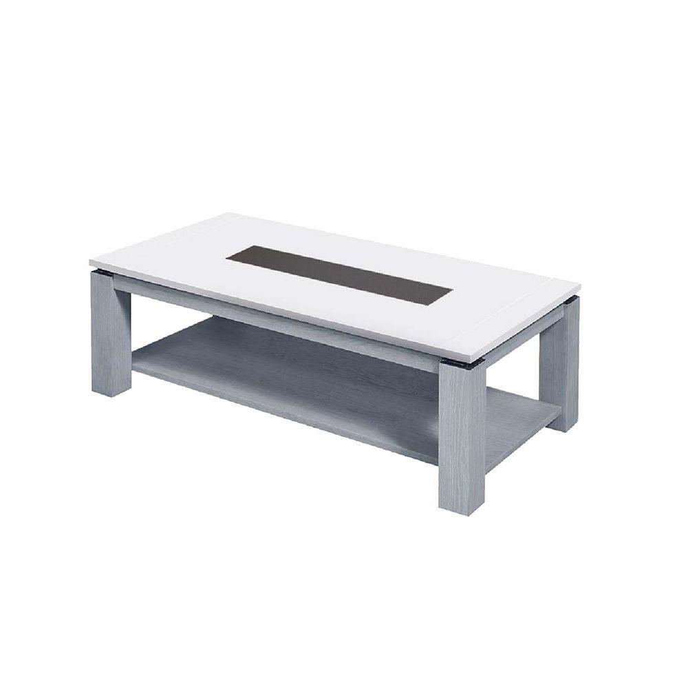 Chloe Design Table basse design ATLAS - Gris