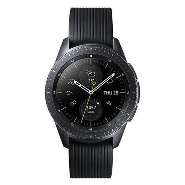 Samsung - Samsung Galaxy Watch Bluetooth 42mm SM-R810 Black - Smartphone Android 4g+