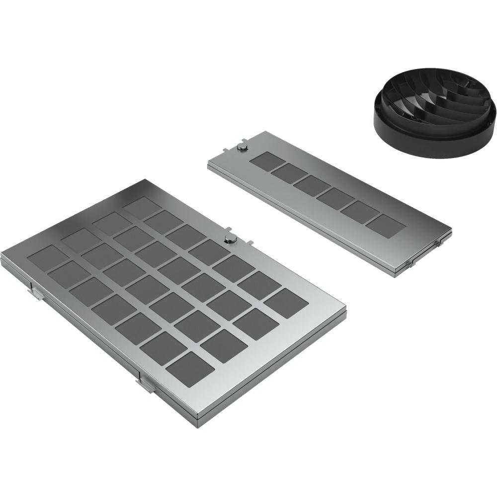 Neff neff - kit de recyclage pour hotte - z51afr0x0