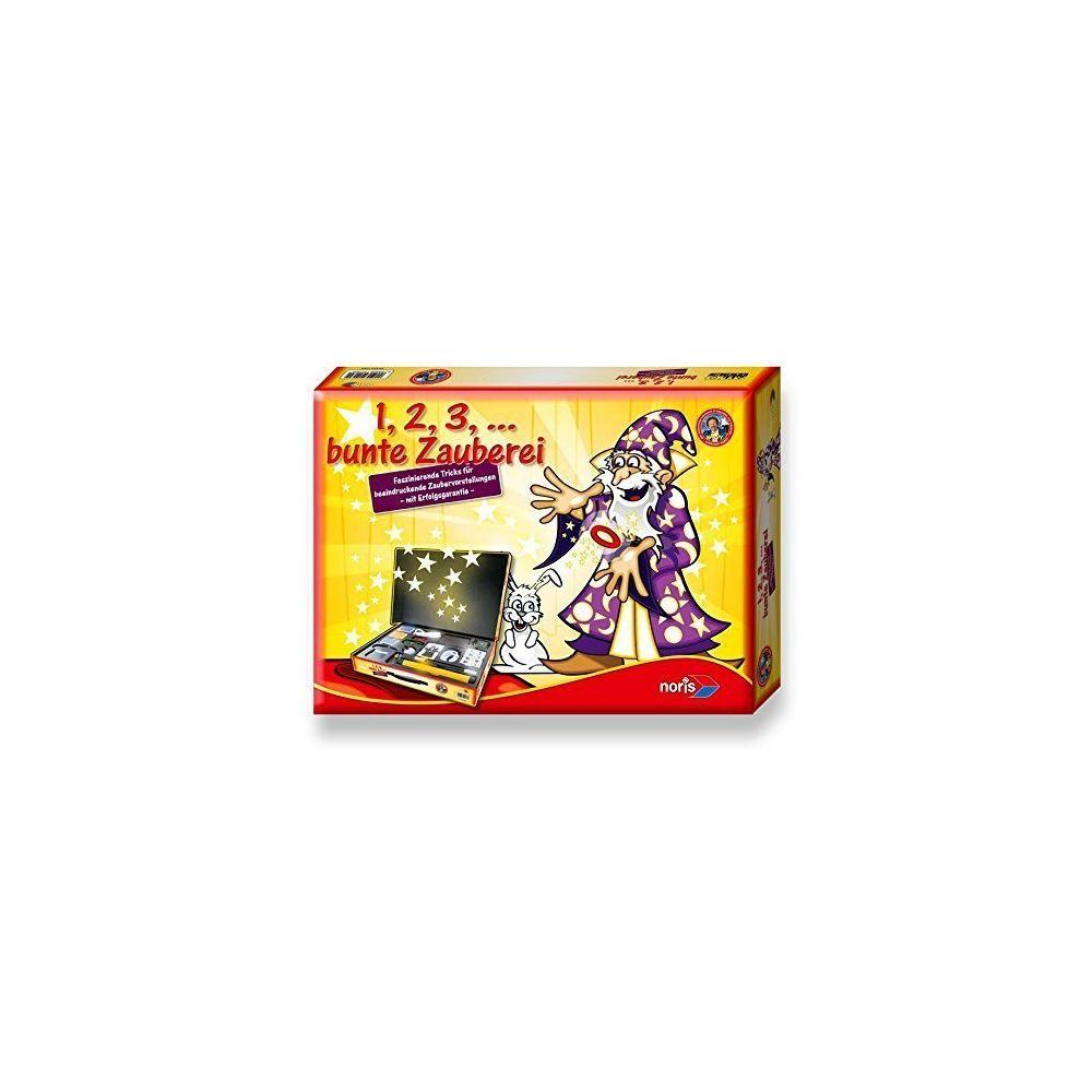 Noris Noris 123 Varied Magic Show Magic Kit (Multi-Colour)