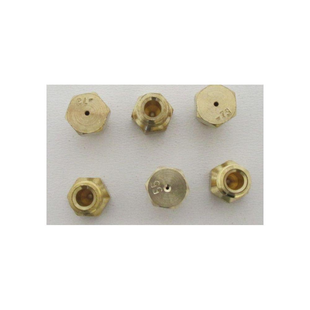 Proline Sachet d'injecteurs propane/butane pour cuisiniere proline