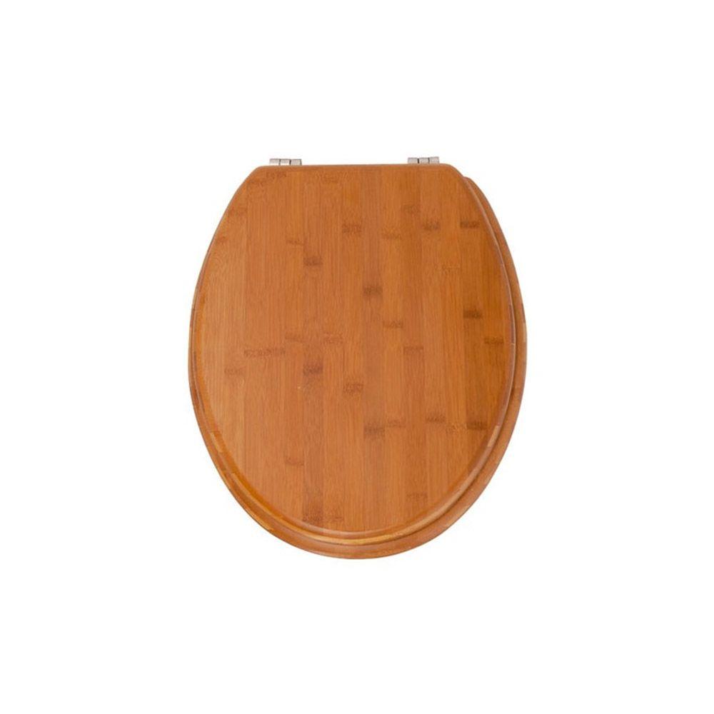 Wenko wenko - abattant wc bambou foncé - 144726100